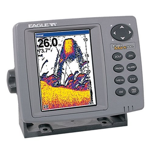 Lowrance X125 (X126) vs Eagle Fish Mark 480 (Sea Finder ...
