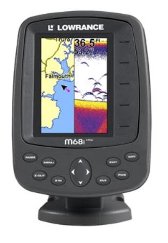Lowrance M68i S Map Fish Finder Parts